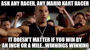 Fast And The Furious Meme - fast and the furious mario kart imgflip