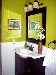 accessories breathtaking brown and green bathroom lime elegant
