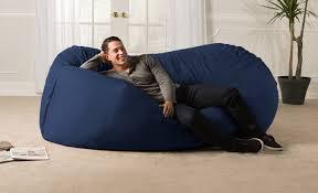 giant bean bag lounger jaxx jaxx bean bags