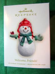 26 best snowman hallmark ornaments on ebay images on