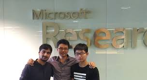 research intern internship at microsoft research asia xi wang s portfolio