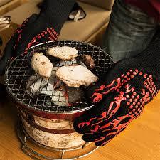 gant kevlar cuisine ttlife four mitt cuisson gant thermique extrêmement résistant