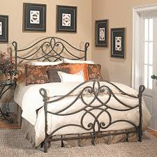 Ideas For Antique Iron Beds Design Wrought Iron Bedroom Furniture Discoverskylark