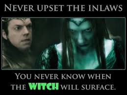 The Hobbit Meme - never upset the in laws hobbit meme by faerietopia on deviantart