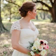 gorgeous cap sleeve wedding dresses southern living