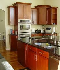 Kitchen Wall Cabinet Wall Cabinet End Shelves Wall Cabinets With Varied Heights And