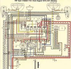 1974 volkswagen super beetle wiring diagrams the best wiring