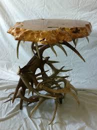 antler wine rack wildgrain woodworking u2013 categories u2013 antler and burl furniture