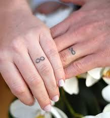 tattoo infinity ring and we are getting these hopefully but not on our fingers tattoo
