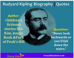charles dickens biography bullet points rudyard kipling biography nobel prize winner motivational