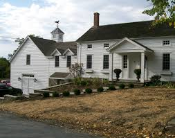 New England Style Home Plans This Addition To An Historic Home In Clinton New York Uses The