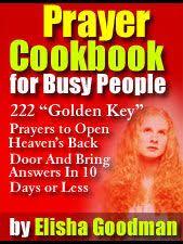 debt free prayer elisha goodman daily prayer marriage prayer