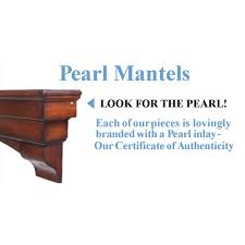 pearl mantels classique wood fireplace mantel surround