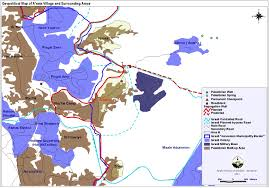 map of areas and surrounding areas anata profile poica