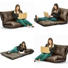 Gaming Lounge Chair Sleeper Chair Couch Bed Futon Dorm Teen Sofa Lounge Mattress