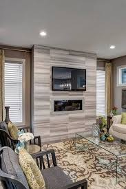 Fireplace Tile Design Ideas by 201 Best Fireplaces Images On Pinterest Fireplace Design
