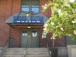 Delta Interactive Route Map by Went Down To The Crossroads A Blues Tour Of The Delta My