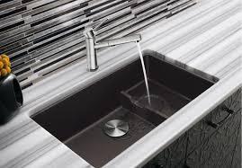 blanco kitchen faucets canada blanco precis cascade blanco