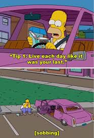 Soon Car Meme - i ll be dead soon the simpsons know your meme
