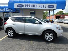 2009 used nissan murano awd 4dr s at premier auto serving palatine