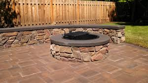 Paver Designs For Patios by Hardscape Brick Patios