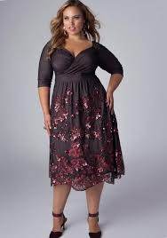 semi formal plus size dresses for a wedding pluslook eu collection