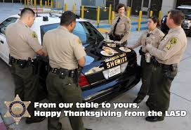 la county sheriff s on from our table to yours happy