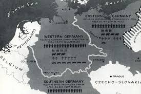 Post Ww2 Map How Germany Was Divided A History Of Partition Plans U2013 Atlantic