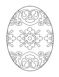 get this advanced coloring pages of easter egg for grown ups 00964