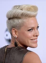 coupe de cheveux blond coupe courte femme parce que la crinière xs c est hyper