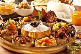 cuisine typique un plat qui me tient a cœur de mon pays le thali un plat typique