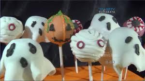 Halloween Pop Cakes Cake Pop Kue Kreasi Baru Di Malam Halloween Youtube