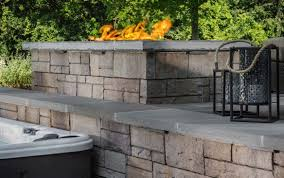 Belgard Fire Pit by Fire Pits Orange County Masonry Contractor Hardscape Outdoor