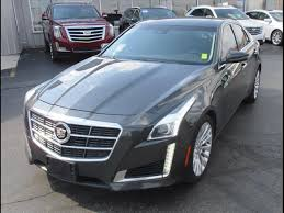 2014 cadillac cts gas mileage used 2014 cadillac cts 2 0t luxury collection plymouth in
