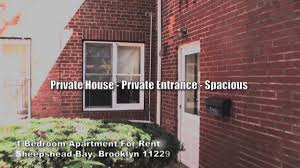 1 2 Bedroom For Rent 1 Bedroom For Rent In Sheepshead Bay Rented Thanks To Video