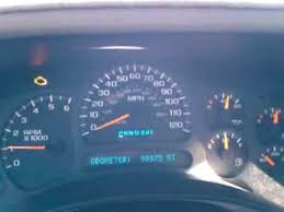 check engine light comes on in cold weather 2003 gmc sierra 5 3 rough idle cold engine start youtube