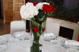 Deco Mariage Blanc Et Rouge by Un Mariage En Rouge Et Blanc