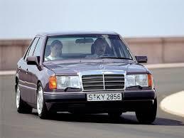 mercedes w 124 mercedes e class w124 car review honest