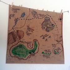 pirate treasure map fun family crafts