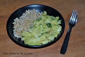 cuisiner le chou pointu chou pointu au lait de coco végétarienne à la cagne