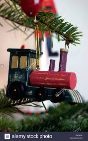 wooden train christmas preparations home made christmas