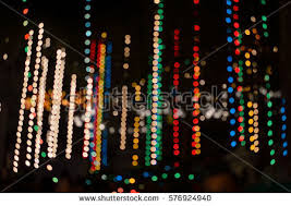 chain of lights stock images royalty free images vectors