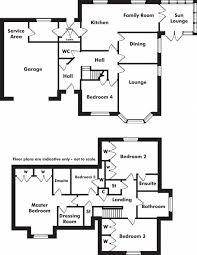 detached villa for sale 7 sandalwood avenue milton of leys