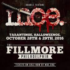 moe announces quentin tarantino theme for halloween