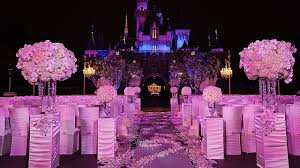 disney wedding decorations 10 disney themed weddings every will