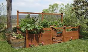 Deer Proof Fence For Vegetable Garden Amazon Com Just Add Lumber Vegetable Garden Kit 8 U0027x12 U0027 Deluxe
