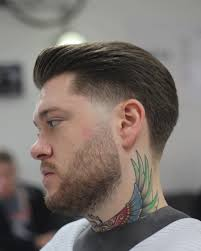 all around taper fade haircut hairs picture gallery