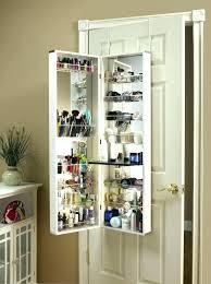 over the door cabinet over the cabinet door organizer mounted bathroom mirrors over the