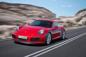 porsche 911 facelift 2016 porsche 911 facelift revealed pictures porsche 911 at