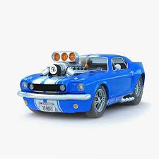 cartoon sports car cartoon american muscle car ford mustang u2013 3dmart studio